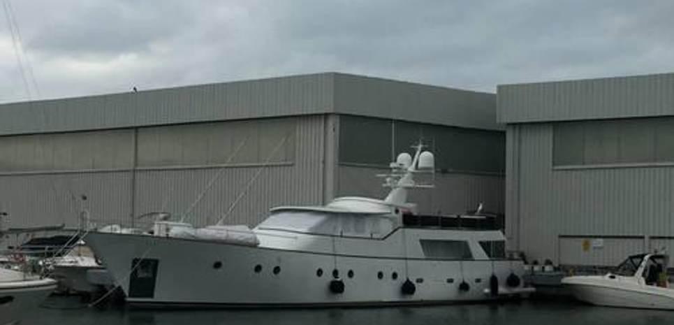 Nimar Charter Yacht