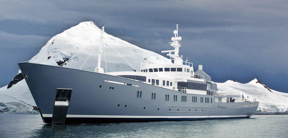 Enigma XK Charter Yacht