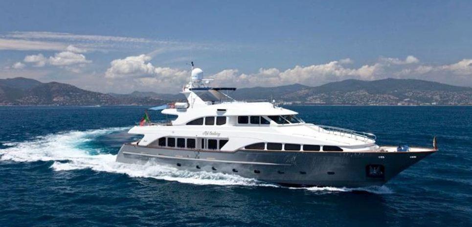 Sea Century Charter Yacht
