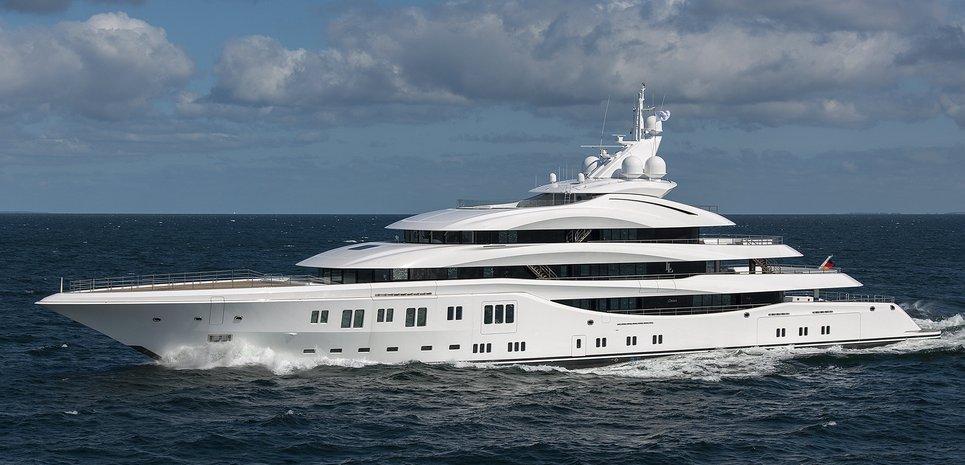 Lady Lara Charter Yacht
