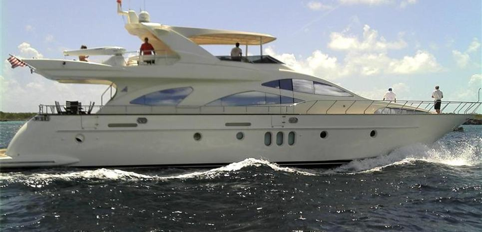 Enchanted Lady Charter Yacht