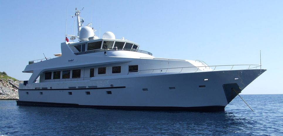 Edison Charter Yacht
