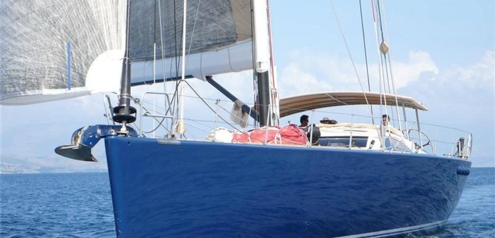 Maria Alba Charter Yacht
