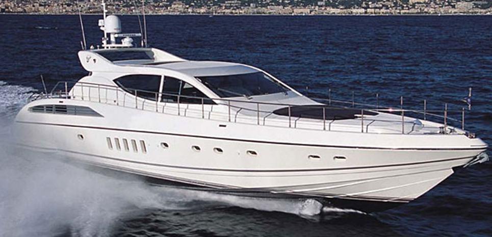 Bravo Delta Charter Yacht