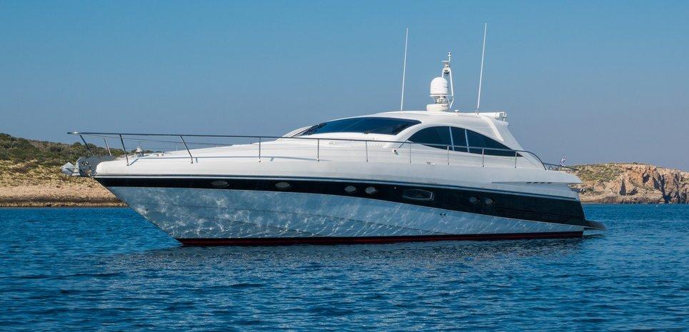Sin Charter Yacht