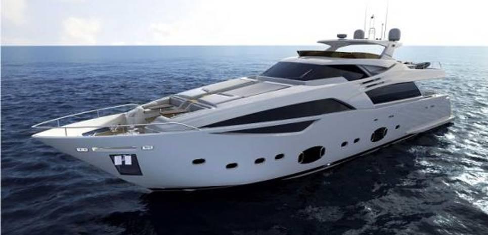 Gina Charter Yacht