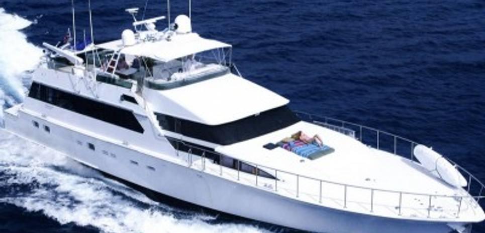 My Fair Lady Charter Yacht