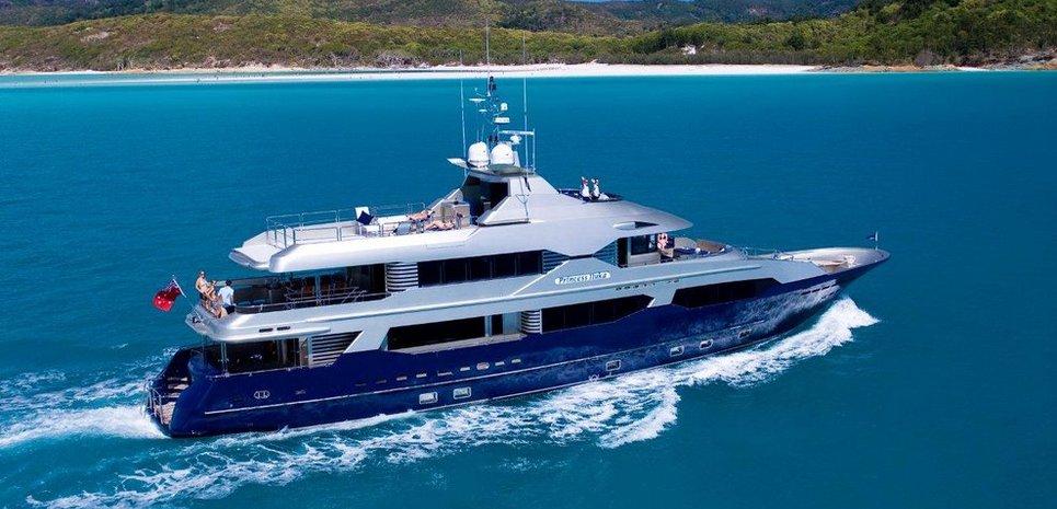 Princess Iluka Charter Yacht