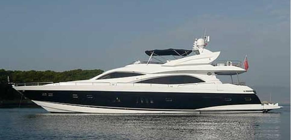 Lammouche Charter Yacht