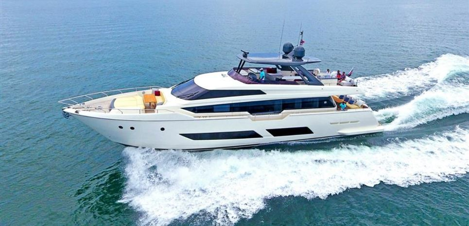 Oriant Charter Yacht