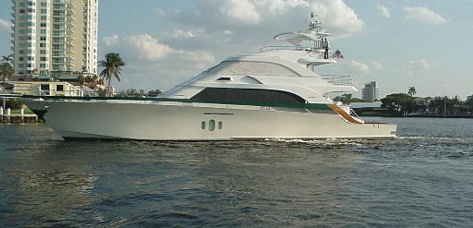 Trader's Hill Charter Yacht