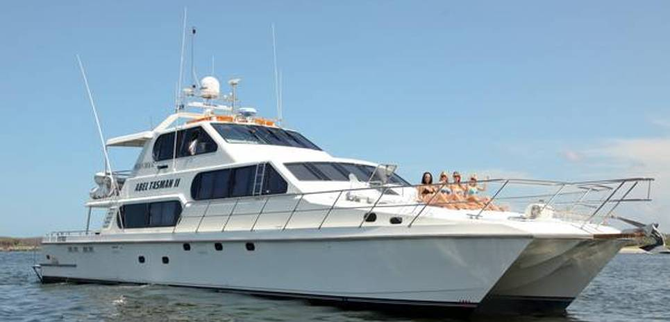 Abel Tasman Charter Yacht