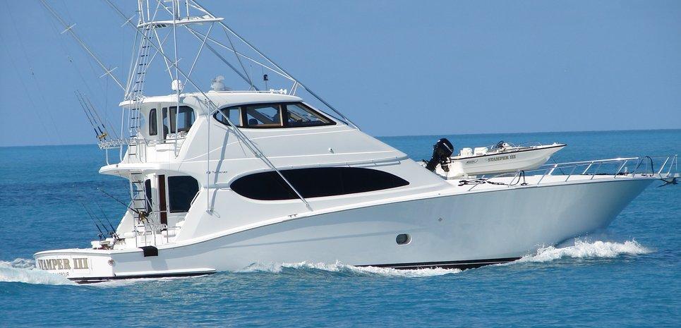 Stamper III Charter Yacht