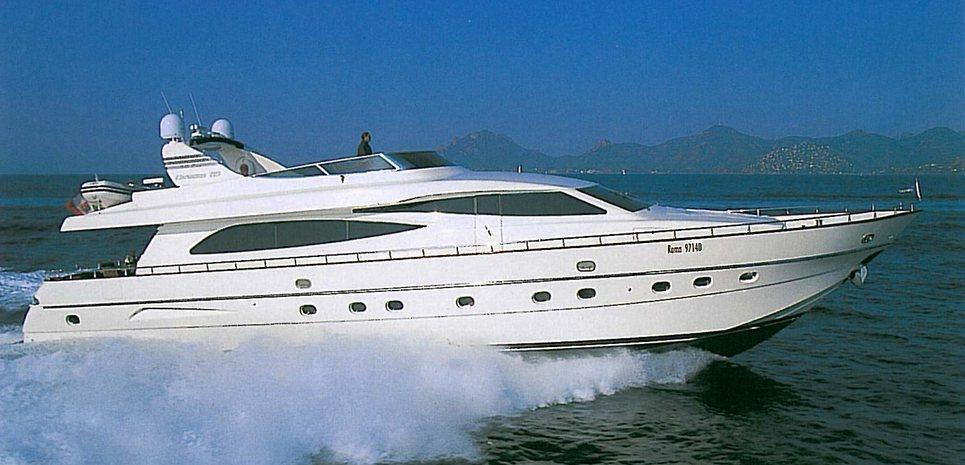 Minou Charter Yacht