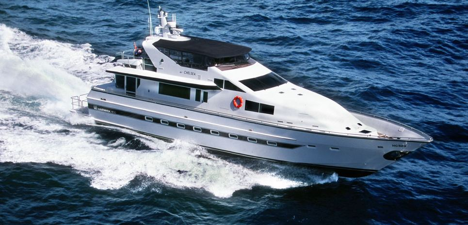 Chelsea Charter Yacht
