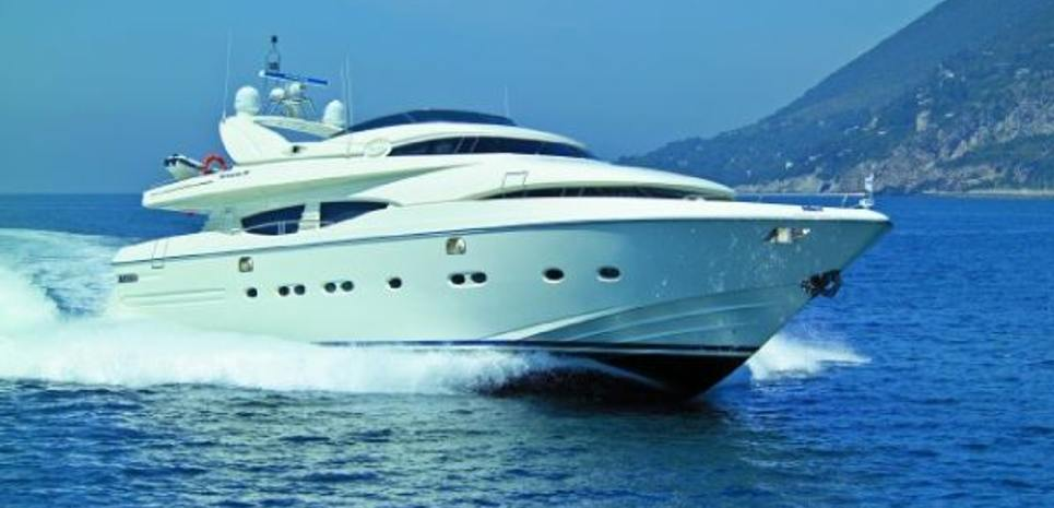 Ex Ipanemas Charter Yacht