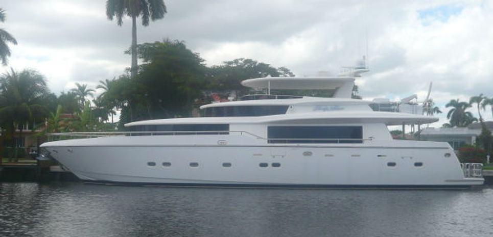 Princess Ashita Charter Yacht