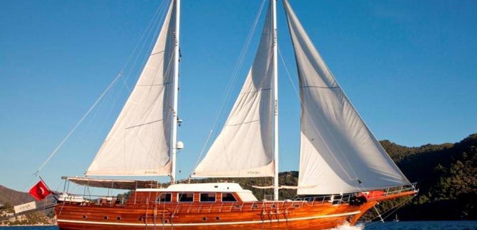 S Dogu Charter Yacht