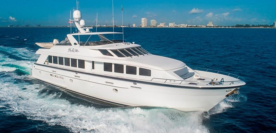 Pure Vida Charter Yacht