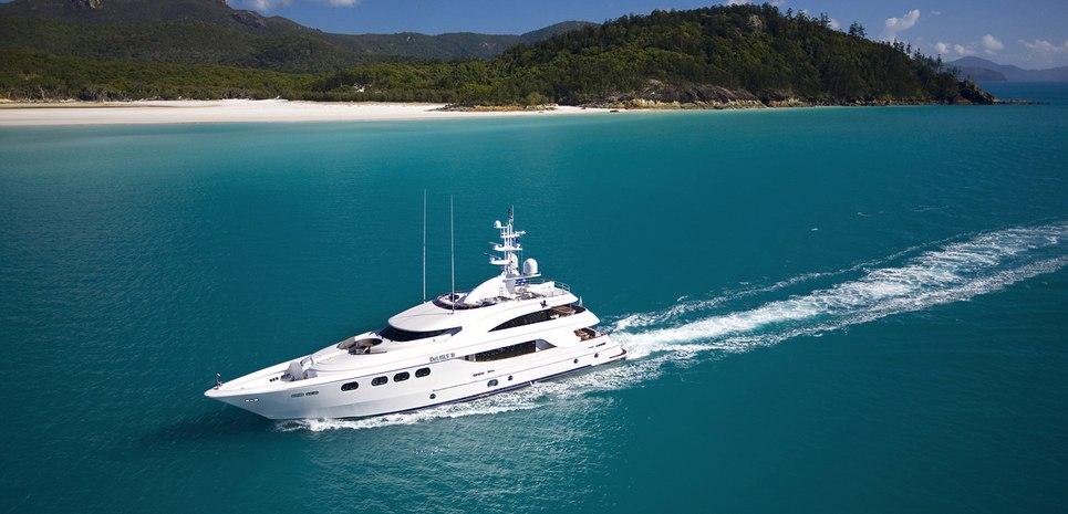 De Lisle III Charter Yacht