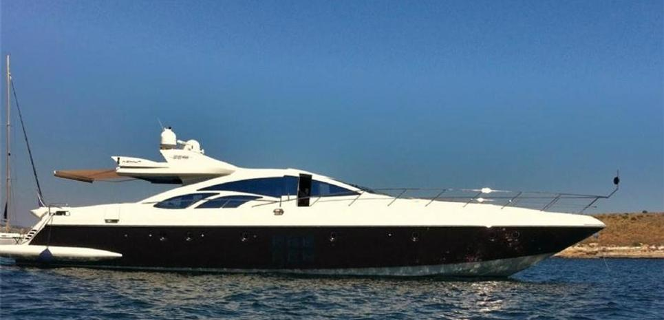 Ines Charter Yacht