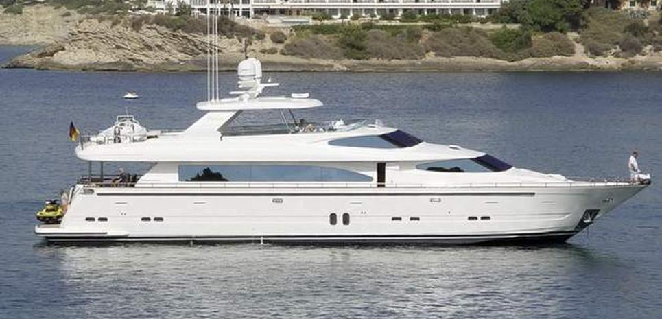 Leviathan Charter Yacht