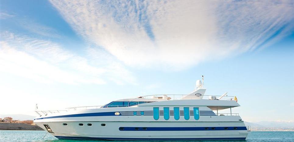 Supertoy Charter Yacht
