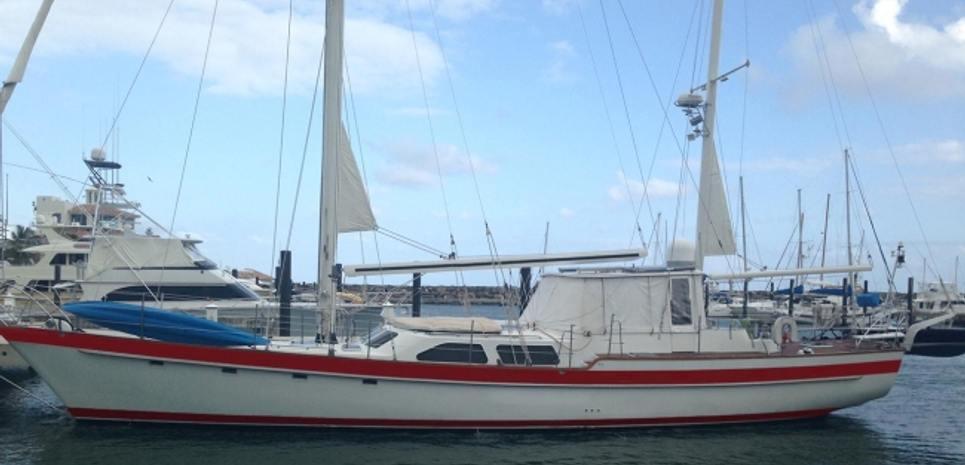 Come Sail Away Charter Yacht