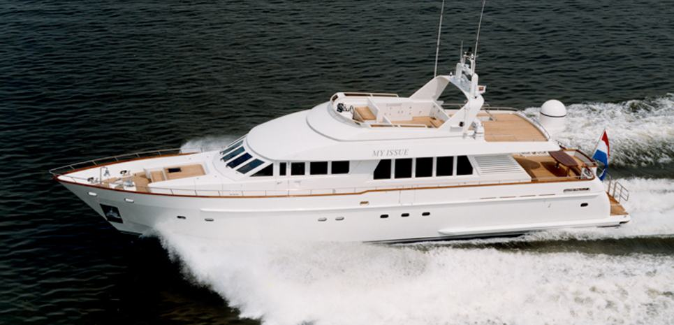My Issue Charter Yacht