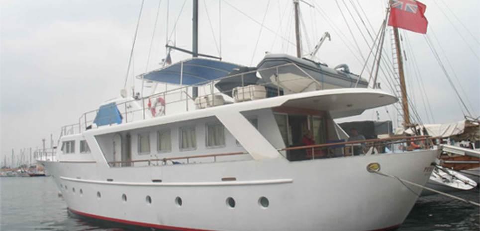 Perihan Charter Yacht