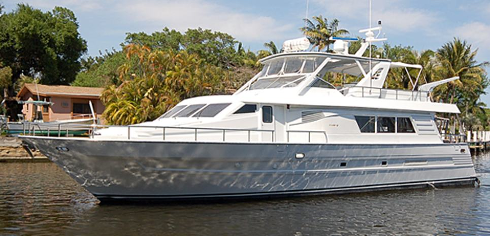 Sea Jordan Charter Yacht