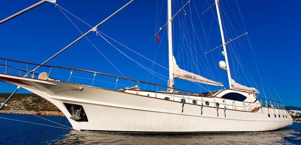 Miss B Charter Yacht