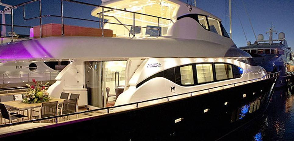 Lady Nina Charter Yacht