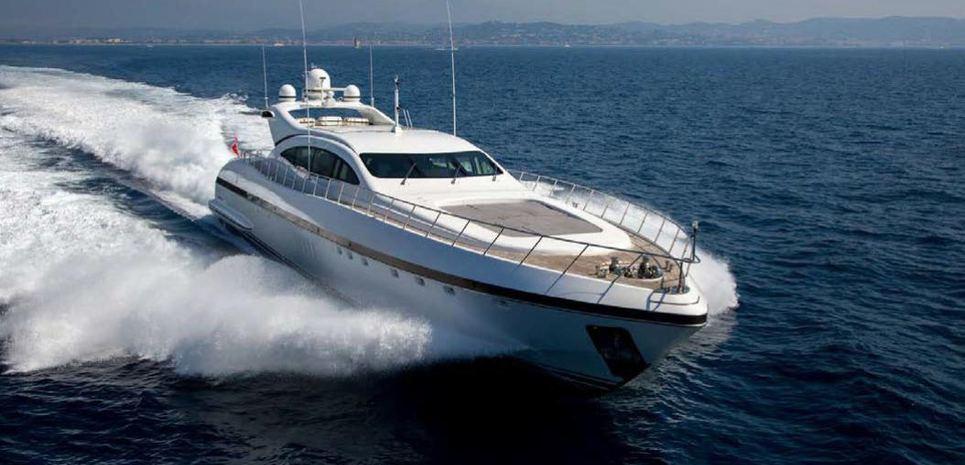 Hercules 1 Charter Yacht