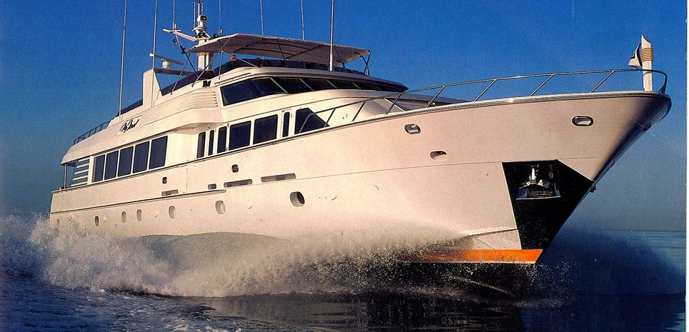 Lady Audrey Charter Yacht