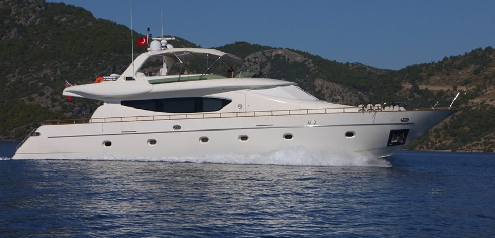 Oyster Charter Yacht