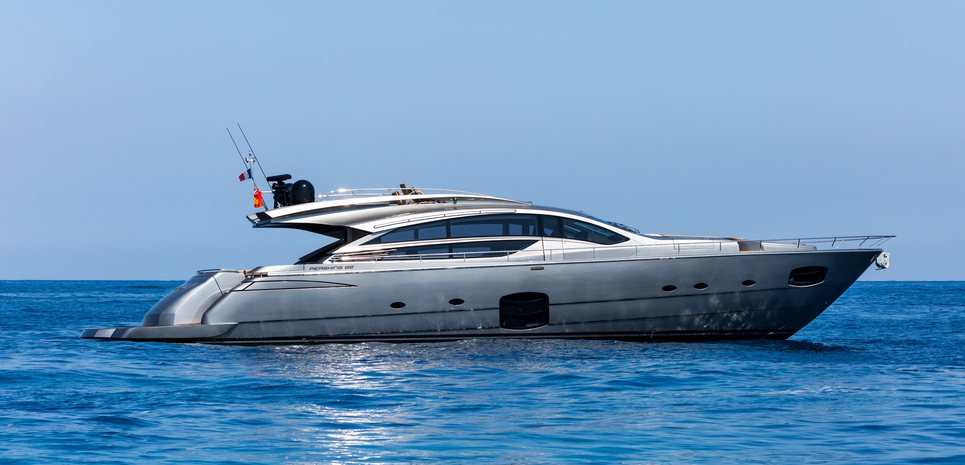Blue Dodo V Charter Yacht