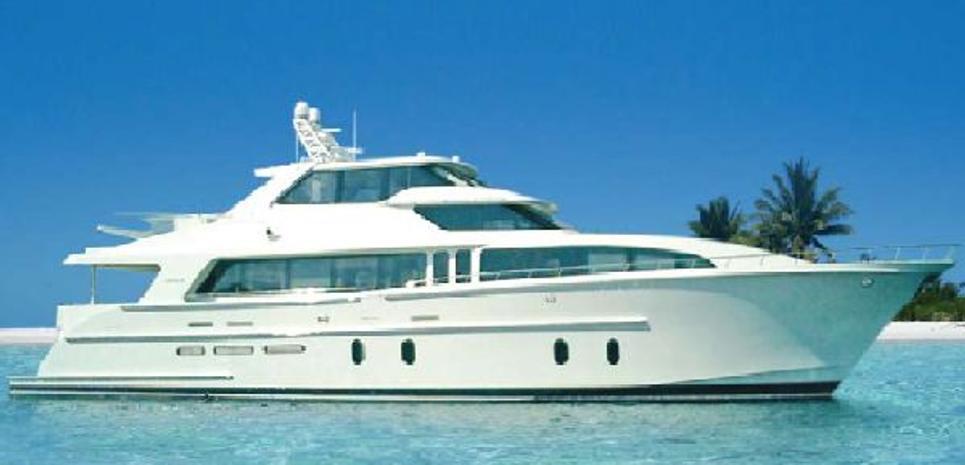 Bendis Charter Yacht