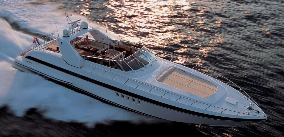 4U Charter Yacht