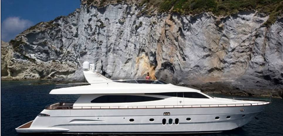 Valentina Charter Yacht