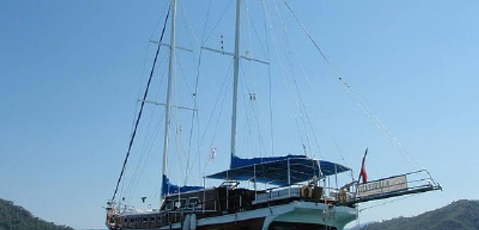 78' 2003 Bozburun Shipyard Ketch/Gulet Charter Yacht