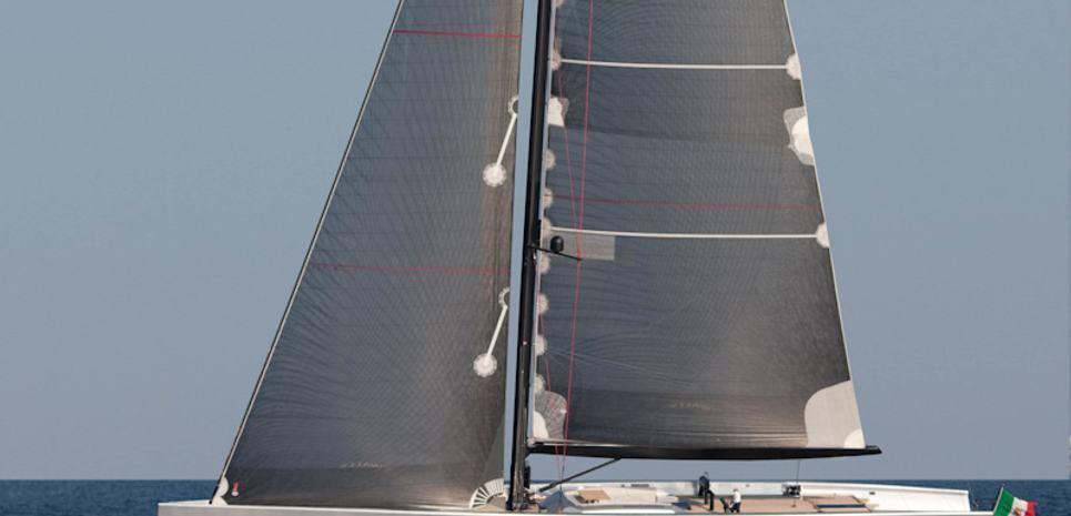 Wally 130 Charter Yacht