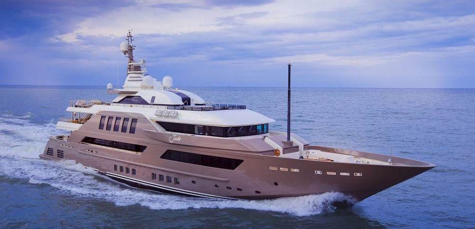 Odyssey Charter Yacht