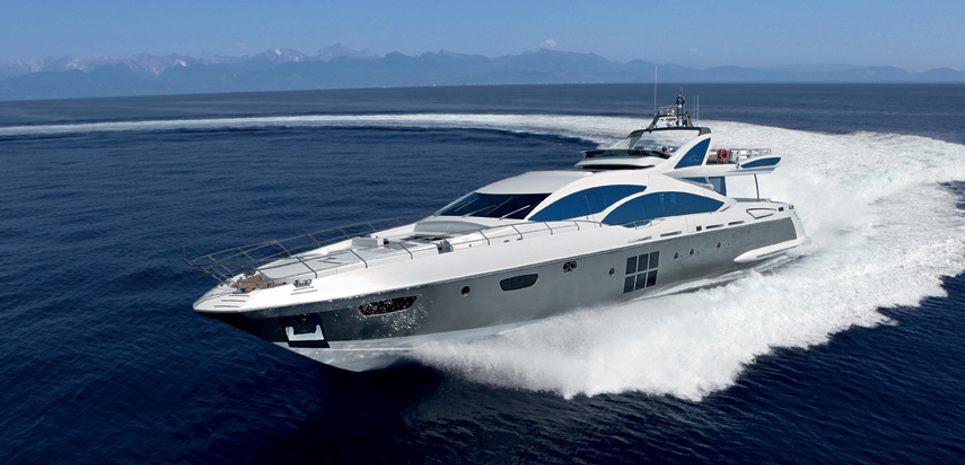 Platinum 77 Charter Yacht