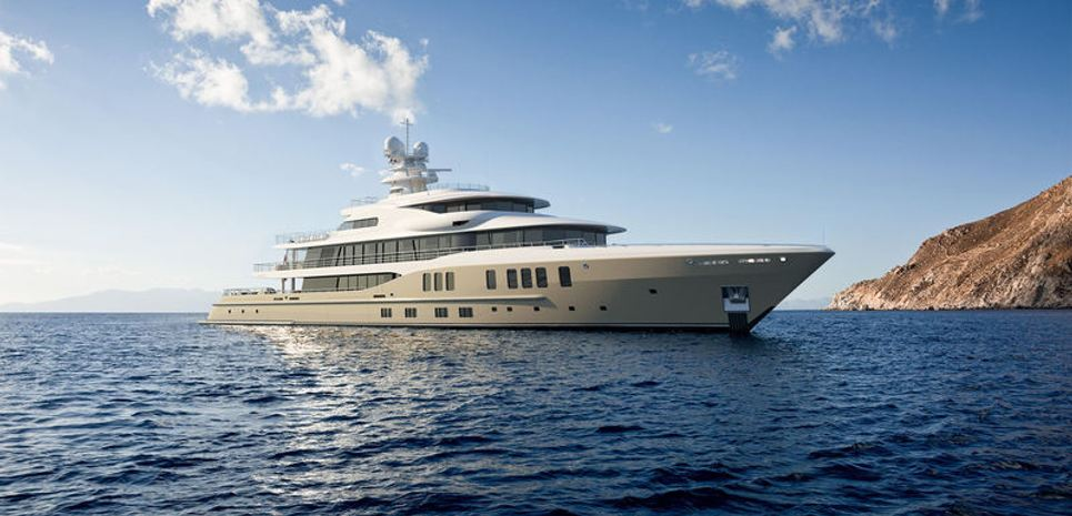 Project Shadow Charter Yacht