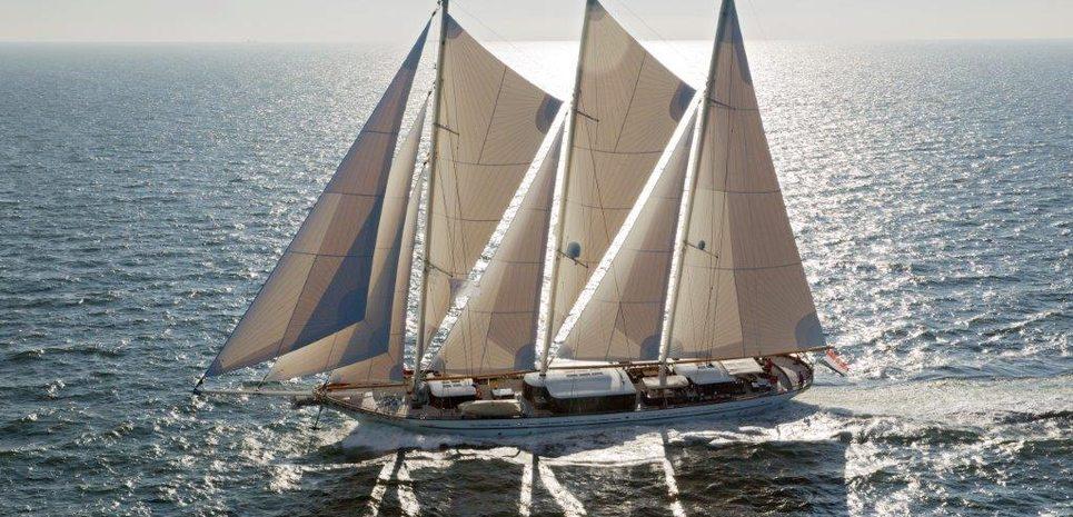 Mikhail Vorontsov Charter Yacht