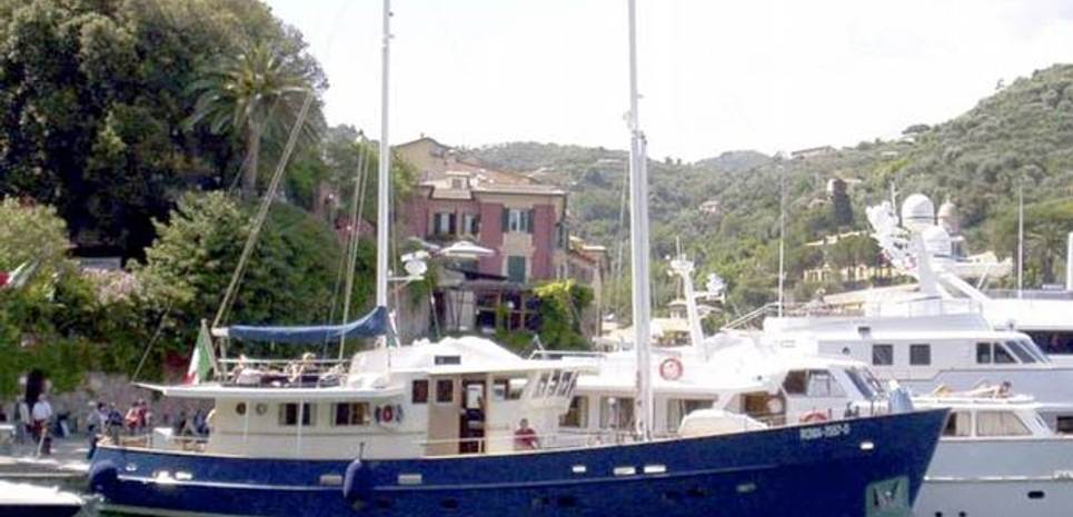 Sea Angel Charter Yacht
