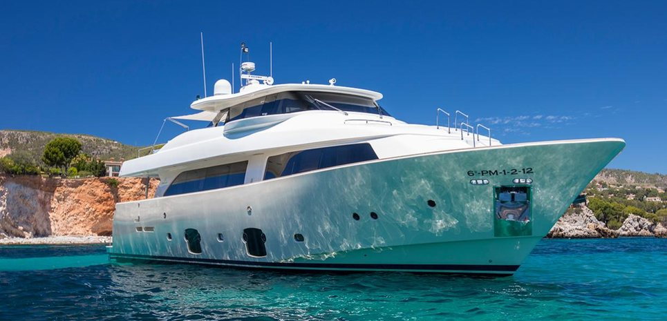 Malvasia II Charter Yacht