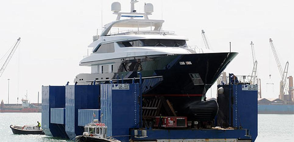 Forwin Charter Yacht
