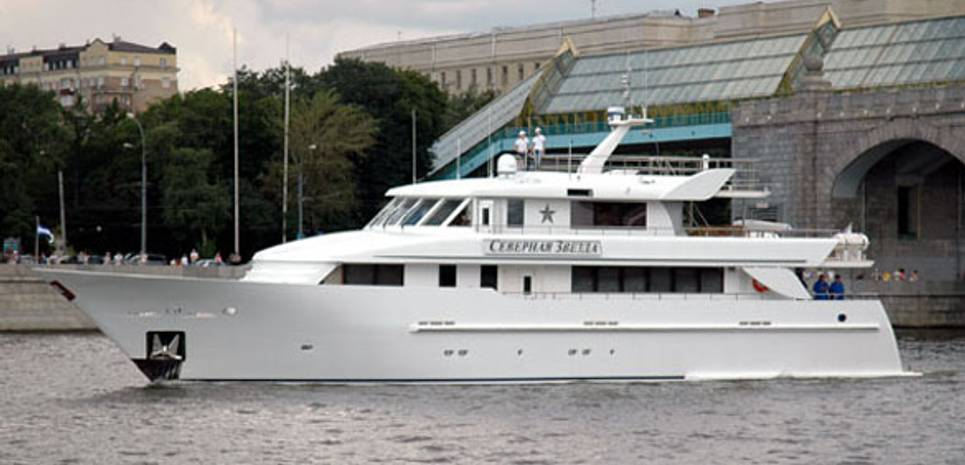 Nord Star Charter Yacht